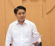 """Chủ tịch Hà Nội: """"Thành phố 8 triệu dân, chỉ có 300 máy thở!"""""""