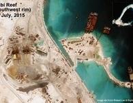 Trung Quốc vẫn tăng cường bồi đắp trái phép tại bãi Xu Bi
