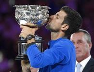 Dễ dàng đánh bại Nadal, Djokovic vô địch Australian Open