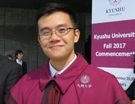 """Chàng trai """"tuổi Hợi"""" nhận học bổng toàn phần bậc Thạc sĩ của Chính phủ Nhật"""