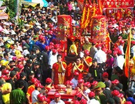 Học sinh 17 trường nghỉ học 2 ngày diễn ra lễ hội Rằm tháng Giêng