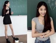 """Nữ giảng viên được mệnh danh """"nóng bỏng nhất Đài Loan"""" gây sốt mạng"""