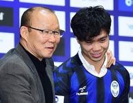 """Công Phượng: """"HLV Park Hang Seo sẽ giúp Việt Nam dự World Cup"""""""