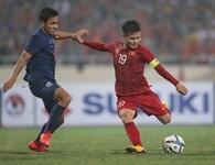 """Quang Hải: """"Tôi không bất ngờ khi thắng đậm U23 Thái Lan 4-0"""""""