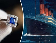 Đấu giá nhẫn đính hôn của kỹ sư đóng tàu tử nạn cùng Titanic