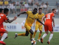 SHB Đà Nẵng thất thủ trước SL Nghệ An ngay trên sân nhà