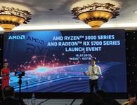 AMD ra mắt card đồ hoạ và chip xử lý mới