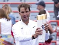 Rafael Nadal lần thứ năm vô địch Rogers Cup