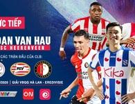 Người hâm mộ Việt Nam có cơ hội được xem trực tiếp giải Hà Lan