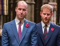 Hoàng tử Anh Harry lần đầu thừa nhận quan hệ căng thẳng với anh trai