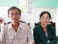 Vợ chồng cô giáo về hưu kêu cứu vì đầy đủ giấy tờ vẫn bị tòa xử mất đất
