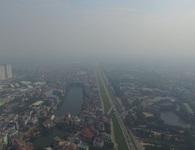 Chất lượng không khí ở Hà Nội diễn biến theo chiều hướng xấu