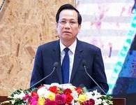 Bộ trưởng Đào Ngọc Dung gửi thư chúc mừng Ngày Nhà giáo Việt Nam 20/11