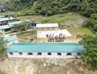 Ngắm 4 phòng học Dân trí kề bên bờ suối dành tặng thầy trò ngày Nhà giáo Việt Nam 20/11