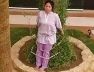 Giúp việc người Philipines bị chủ nhân Ả Rập trói phạt bên gốc cây vì tội quên đồ dưới nắng