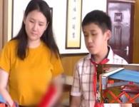 Cậu bé 12 tuổi phát minh ra giá phơi đồ cảm ứng thời tiết sau khi bị mẹ mắng