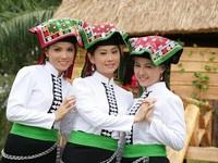 Bí quyết làm đẹp của phụ nữ các dân tộc Việt Nam