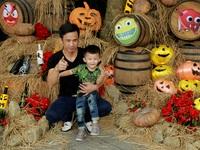 Tưng bừng lễ hội Halloween Bà Nà Hills