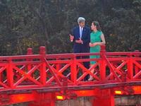 Tổng thống Obama, Hồ Gươm và ẩm thực phố cổ