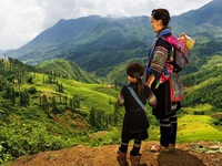 Du khách nước ngoài chia sẻ những điểm đến đẹp tại Việt Nam