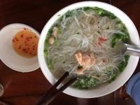Độc lạ, món ăn bún quậy Phú Quốc