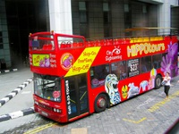 Xe bus hai tầng phục vụ du khách ở các quốc gia như thế nào?