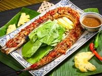 """Thử loại cá """"nhà giàu mới dám ăn"""" ở Đà Nẵng"""