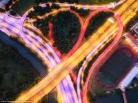 Quy hoạch ấn tượng của Singapore từ trên cao khiến du khách ngưỡng mộ