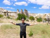 Thành phố 4 tầng dưới lòng đất và lâu đài bông Pamukkale kỳ thú ở Thổ Nhĩ Kỳ