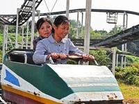 Có gì bên trong công viên giải trí hiện đại của Triều Tiên?