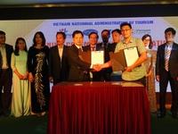 Hiệp hội lữ hành Việt Nam ký thỏa thuận hợp tác với Hiệp hội lữ hành Philippines