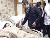 8 du khách Việt trong vụ đánh bom xe ở Ai Cập sẽ trở về Việt Nam trong hôm nay