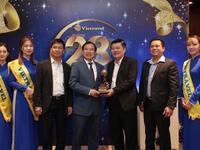 "Vietravel lần thứ hai nhận danh hiệu ""World's leading group tour operator"""