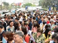 Hơn 29.000 tour du lịch đã được bán tại Hội chợ Du lịch Quốc tế Việt Nam