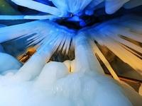 Điều kỳ diệu ở động băng lớn nhất thậm chí không tan chảy trong mùa hè
