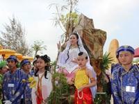Hàng vạn Phật tử, du khách náo nức đổ về lễ hội Quán Thế Âm ở Đà Nẵng