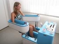 Độc lạ: Vừa tắm vừa trải nghiệm cảm giác điện giật khắp cơ thể