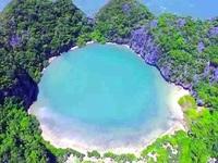 Chiêm ngưỡng đảo Mắt Rồng – con mắt huyền bí trên vịnh Hạ Long