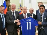 Tất cả du khách tới Nga xem World Cup nhận được món  bất ngờ từ Tổng thống Putin