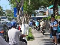 Nha Trang bất ngờ cấm xe trên 29 chỗ chạy trên đường ven biển Trần Phú