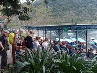 Quảng Bình đón hơn 152 ngàn lượt khách dịp Tết Nguyên đán