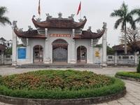 Về nơi 10 nữ dân quân Lam Hạ hoá thân thành huyền thoại