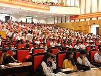 Hàng ngàn học sinh THPT được tư vấn tuyển sinh, định hướng nghề nghiệp
