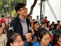 Ngày hội tuyển sinh 2019: Thí sinh dồn dập hỏi về ngành kinh tế và du lịch