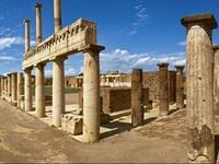 """Phát hiện cửa tiệm bán """"đồ ăn nhanh"""" tại thành phố cổ đại cách đây 2000 năm"""