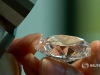 """Viên kim cương hoàn hảo hiếm có """"không tỳ vết"""" giá 11 triệu USD"""