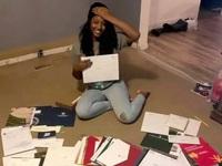 Nữ sinh Mỹ trúng tuyển 55 trường đại học với học bổng 1,3 triệu USD