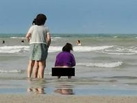 Phẫn nộ trước hình ảnh du khách đi đại tiện ở bãi biển nổi tiếng