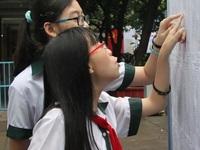 TPHCM: Từ ngày mai, học sinh có thể điều chỉnh nguyện vọng lớp 10