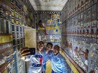 Ngôi mộ 4.000 năm tuổi ở Ai Cập còn nguyên như mới